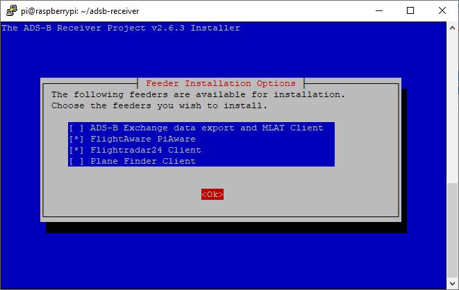 Raspberry Pi ADS-B Receiver Project (dump1090-mutability